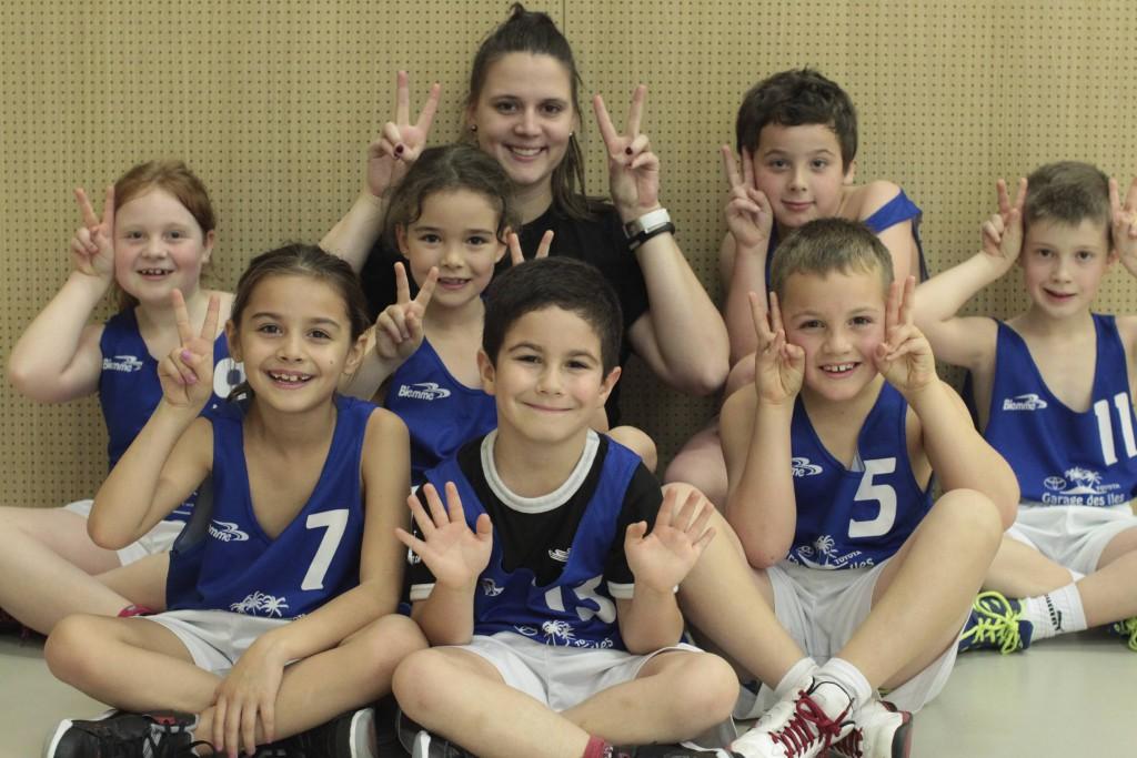 équipe U10-2