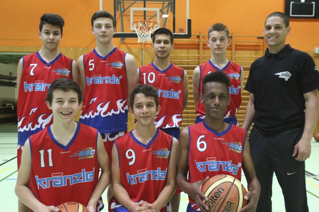 équipe U16M